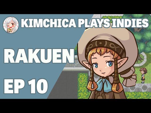 I'm a PUPPY? || Kimchica Plays: Rakuen (Ep. 10)