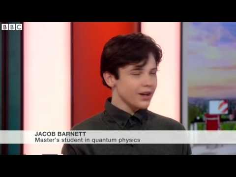 Autistic Teenager Tipped for Nobel Prize; Higher IQ than Einstein