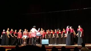 University of Batangas Chorale- Man in the mirror Arr. Annie Nepomuceno.mp3
