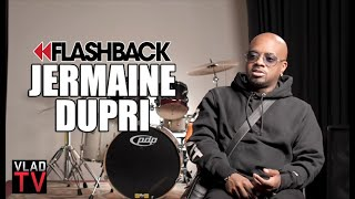 Jermaine Dupri on Making \'Money Ain\'t a Thang\' with Jay Z (Flashback)