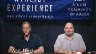 Atheists Should Not Be Considered Citizens - The Atheist Experience 493 thumbnail