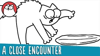 Dinner Date: Starters - Simon's Cat (A Valentine's Special) | BLACK & WHITE