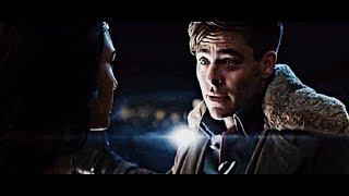 "WONDER WOMAN [2017] Scene: ""...We're all to blame!""/Steve & Diana argue."