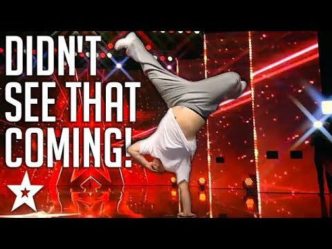 Big Fella's Got Fierce Dance Moves on Got Talent Germany | Got Talent Global