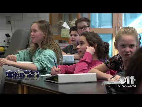Teacher of the Week: Chad Lusk, Wasilla Middle School