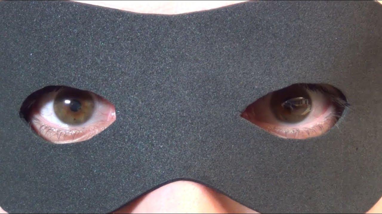Augenbinden selber machen