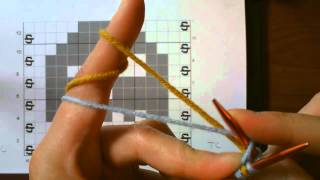 Double Knitting Tutorial: Part 1 - Casting On