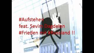 #Aufstehen feat. Sevim Dağdelen - #Frieden mit #Russland !!