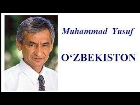 Muhammad Yusuf-O'zbekiston |Мухаммад Юсуф- Узбекистон