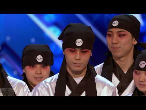 America's Got Talent 2017 Just Jerk Just the Intro & Comments S12E04