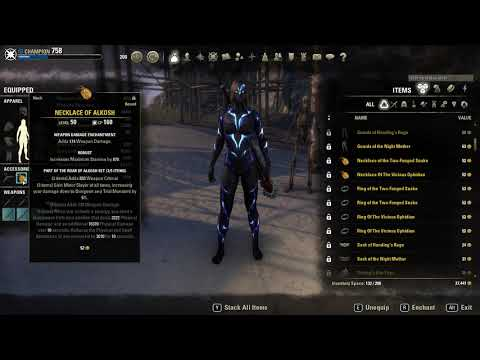 Alkosh Minor Slayer Bug | Horns of the Reach | ESO | Patched as of 12/19/17