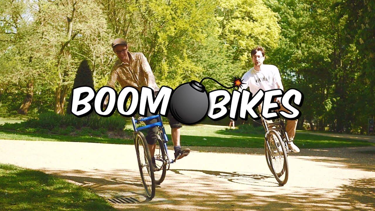 18c8912189a BOOM Bikes - Swingbike - YouTube
