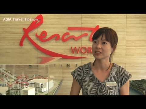 Resorts World Sentosa: Interview with Krist Boo - Vice President (20 October 2009)
