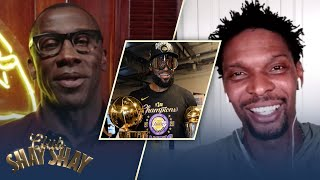 Chris Bosh on LeBron's 4th ring & D-Wade, not AD, being best teammate | EPISODE 4 | CLUB SHAY SHAY