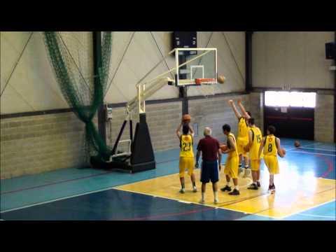 lance-livre-clínica-de-basquete-itália-clipe-de-fotos