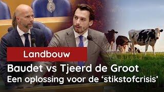 Baudet vs de Tjeerd de Groot (D66): een oplossing voor de stikstofcrisis