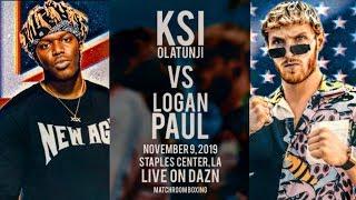 KSI vs LOGAN PAUL 2 | Pro Boxing Fight Promo Trailer #2| CRASH OF EGOS