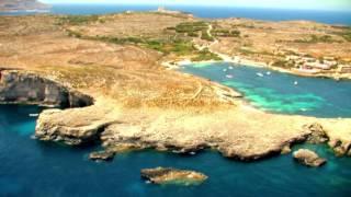 MTA Aerial Footage of the Maltese Islands HD / Мальтийские острова с высоты птичьего полета