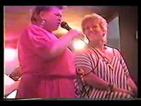Rebecca Parris & Sandy Staley Sing  On Green Dolphin Street