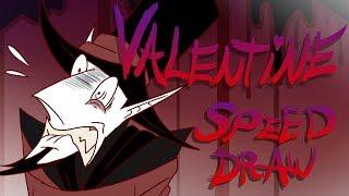Valentine- Speed Draw