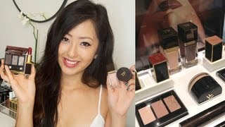 REVIEW: Tom Ford Beauty Fall 2013 Makeup Review + Tutorial