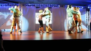 Merengue Performance at the Sask Salsa Bachata Congress