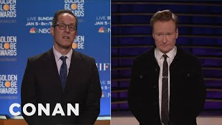 The Golden Globes Apologizes For Their Female Director Snub - CONAN on TBS