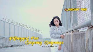 Gambar cover Ditinggal Pas Sayang Sayange - Koplo Jaranan - Syifa Anita - Shantika Bermusik