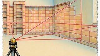Как проверить ровность стен и уровень пола в кирпичном доме