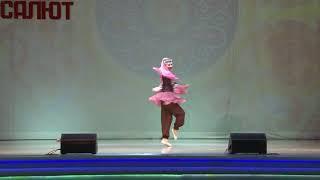 Татарский танец. Мурманск. The Tatar dance. Murmansk.
