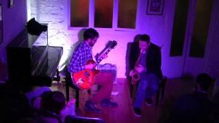 Crazy She Calls Me -  Ernesto Aurignac & Jaume Llombart dúo