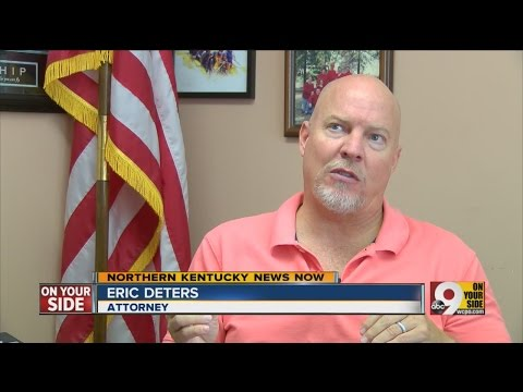 Attorney Eric Deters arrested