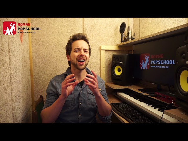 Novae Popschool zangtips   Wat te doen bij een hese stem