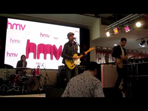 Scott McKeon, I Can Tell, live @ HMV Oxford Street, London