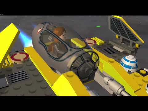 The Prequels Part 2/2 - LEGO Star Wars MP In A Nutshell |