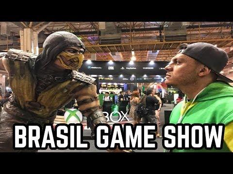 BGS I BRASIL GAME SHOW