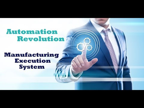 What Is Manufacturing Execution System (MES) ?