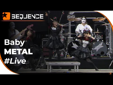 """BABY METAL - """"Catch Me If You Can""""- Live"""
