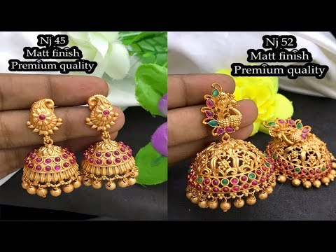 new-arrival-one-gram-gold-earring-collections-for-best-price