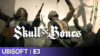 Skull & Bones Full Gameplay Demo Reveal | Ubisoft E3 2018