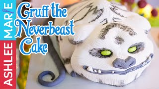 Gruff The Neverbeast Cake - A Time-lapse Video