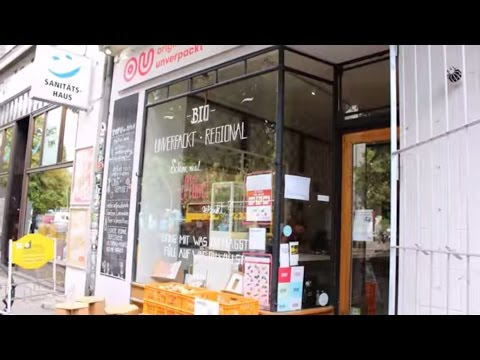 Package-free shopping @ Original Unverpackt, Berlin-Kreuzberg