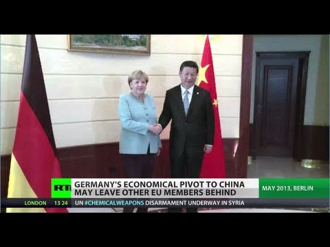 Pivotal Axis: Germany may gain special access to China's markets