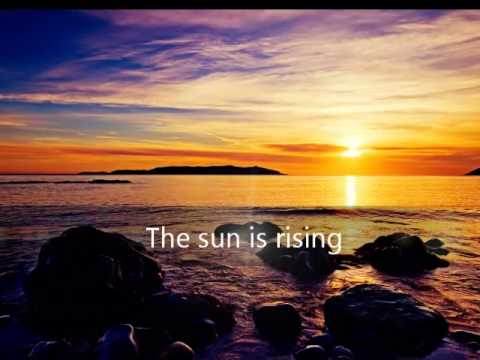 The Sun Is Rising Britt Nicole Lyrics Youtube