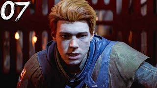Star Wars Jedi: Fallen Order - Part 7 | Captured