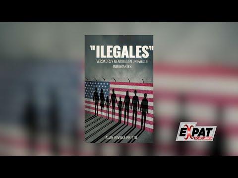 "Alan Rivera, autor ""Ilegales"" - EXPAT Rojiblanco"