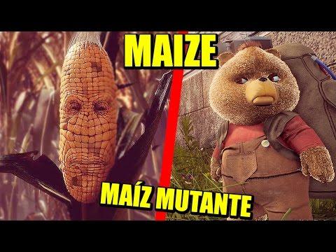 MAIZE - EL MAÍZ DOMINARÁ EL MUNDO!!!