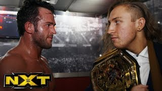 WWE U.K. Champion Pete Dunne shrugs off the challenge of Roderick Strong: Exclusive, Jan. 31, 2018