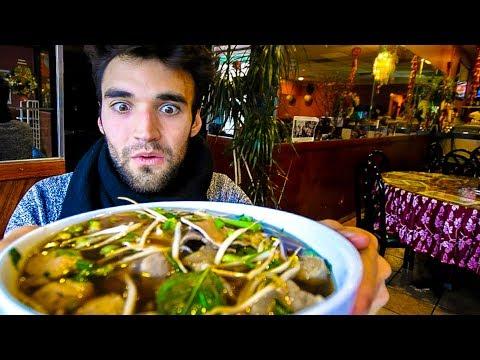 The MASSIVE Pho Noodle Soup Tour!