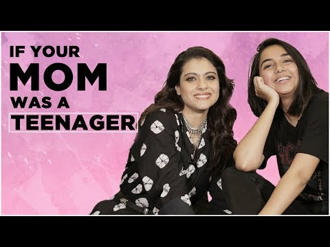 If Your Mom Acted Like A Teenager Ft. Kajol | Helicopter Eela | MostlySane